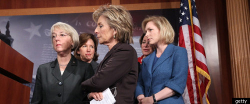 "huffingtonpost:  Led by Sens. Barbara Boxer (D-Calif.) and Kirsten Gillibrand (D-N.Y.), seven Democratic senators and the Democratic Senatorial Campaign Committee are appealing to backers on all of their websites to sign on to the ""One Million Strong For Women"" in hopes of harnessing the energy displayed in the backlash against Komen. ""The strong public outcry in response to the Susan G. Komen Foundation's decision to defund Planned Parenthood last week — which they later reversed — shows how powerful we can be when we come together,"" says an email expected to be sent Wednesday by Gillibrand's office and obtained by The Huffington Post. ""Our right-wing opponents continue to launch attack after attack against women's rights, women's health, and women's economic security — and we've got to fight back every single day,"" the appeal argues. After Susan G. Komen Debacle, Senators Launch Women's Rights Campaign"