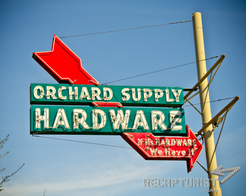 Orchard Supply Hardware (San Jose, CA)