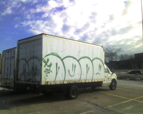 MOMOMOMO Truck by +PR+ on Flickr.BIG MORGAN DE CREW!!!!