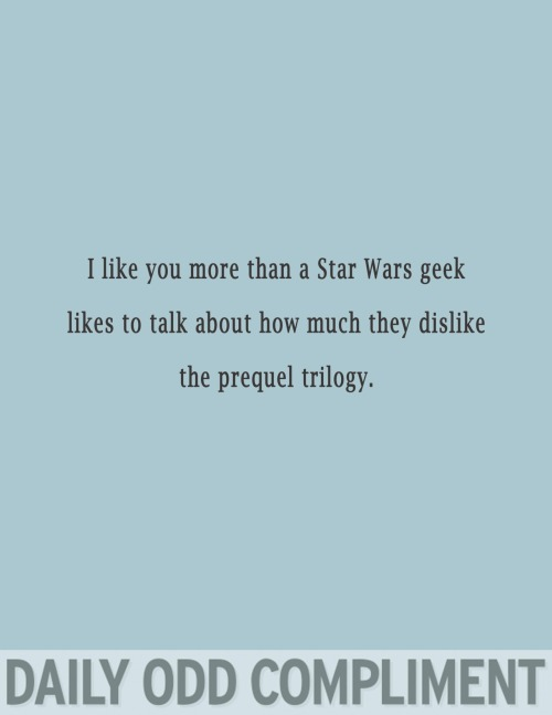 """Star Wars Geek"""