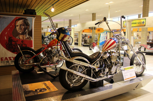 Motorcyclepedia's Easy Rider recreations