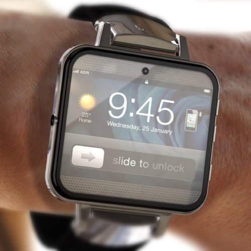 APPLE iWATCH DESIGN.