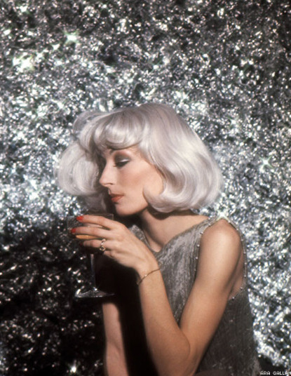 blueberryboat:  Anjelica Huston | Ara Gallant, 1976