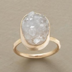 I am so in love with this ring.  found here.
