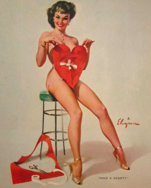 retrogirly:  Gil Elvgren