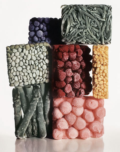 "christopherschreck:  ""Frozen Vegetables"" - Irving Penn (1977)"