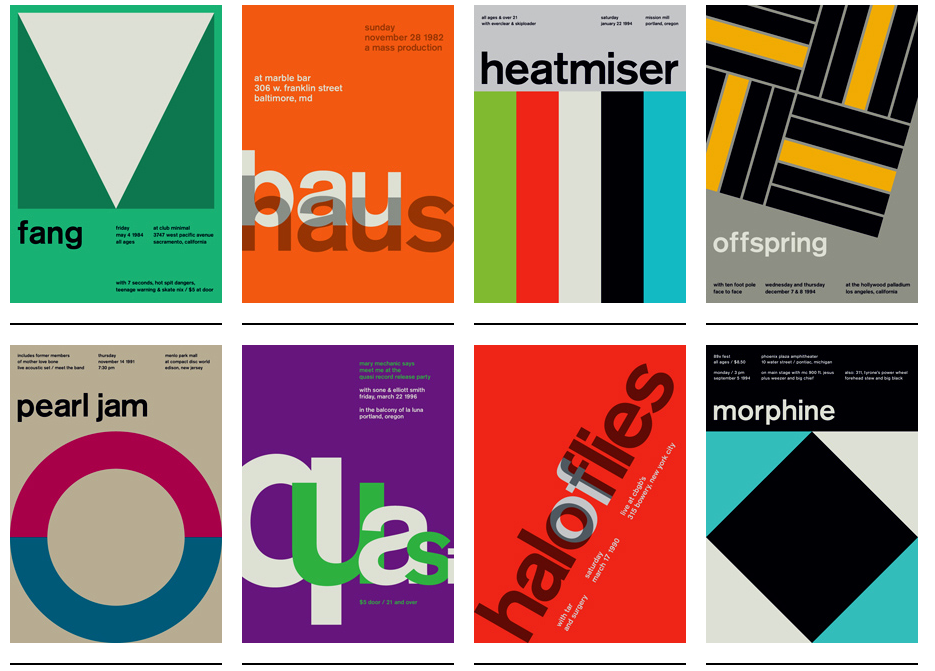 Swiss Inspired Posters (Organization) http://www.swissted.com/