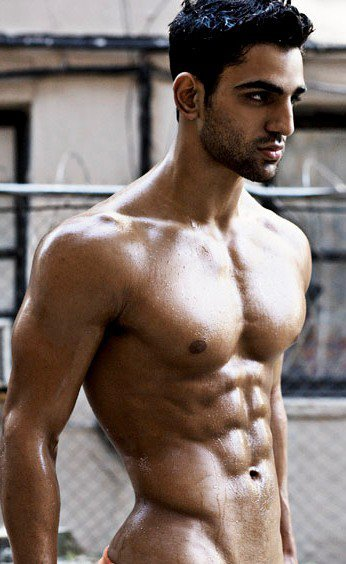 Muslim gang attacks gay catwalk model never really