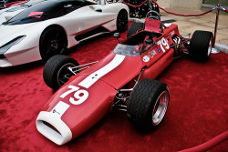 automotivated:  1971 Brabham BT 35 Formula 2 racer at the Americana Manhasset Concours last fall. (by Shutter Speed Photos)