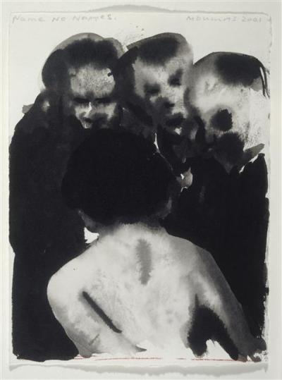 desire-falsifier:  Marlène Dumas - Name no Names