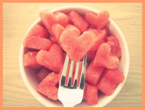Watermelon is one of my fave fruits!