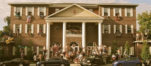 That moment when this is the Kappa Sigma house at my school…
