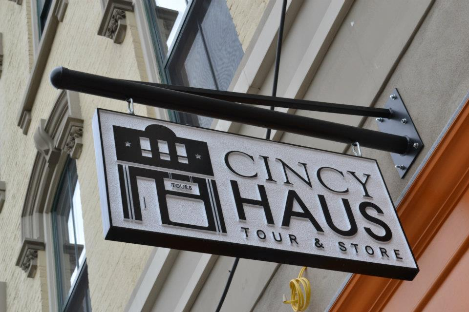 Cincy Haus tour and store - photo credit: James Jenkins