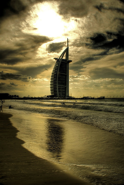 Burj Al Arab by Muadh N M on Flickr.