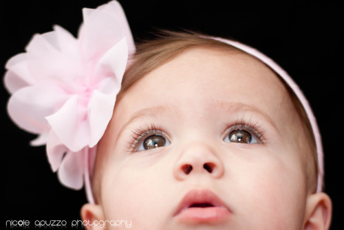 Beautiful 10-month-old I photographed today!!