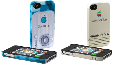 "Legally-Dubious Retro ""Apple"" iPhone Cases Will Be Sued into Oblivion."