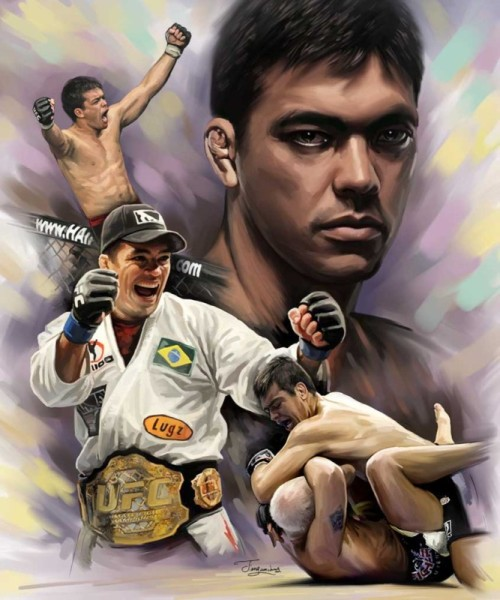 Lyoto Machida - the only true Shotokan practitioner in the UFC. In my opinion, he is a great example of how to apply Shotokan to a mixed martial arts platform. In reality though, karate was never intended for fighting competition. Karate was created for the sole purpose of self defense. I have to wonder if Master Funakoshi is rolling over in his grave…