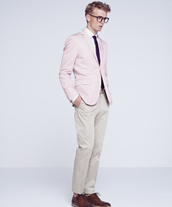 mensfashionworld:  H&M Spring Summer 2012 Lookbook