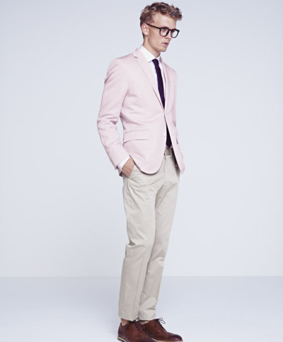 "H&M Spring Summer 2012 Lookbook A lot of people knock on H&M for their quality. In a world where fashion changes more often than the days of the week, having ""disposable"" style available for all is a necessity! And by the way, H&M has upped their quality, and their range significantly recently. I own many of my favorite work shirts, and even a some of my favorite pants and they are in great condition with no signs of wear yet!"