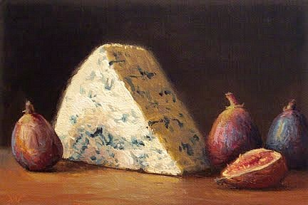 Abbey Ryan Bleu Cheese with Figs 2010