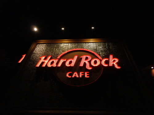 orlandothemeparks: HardRock Cafe at CityWalk in Orlando
