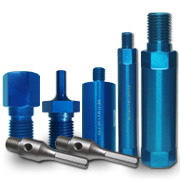 Best and Top-grade Core Bit ACCESSORIES We also have different Core Bit Accessories, such as adaptors and extension rods. At Gila Tools, our mission to you remains simple: to give you the utmost convenience by being your diamond tools super store and only destination for premium quality diamond tools and diamond cutting solutions. Our top-grade quality diamond core bits stem out from years of extensive research, countless product testing, and utilizing only the latest and most advanced technology to give you the best diamond tools that could exceed your expectations. Being a factory-direct supplier of professional quality diamond core bits and diamond tools, we owe it to you, our customers, to give you the best diamond cutting solutions at the most reasonable prices.
