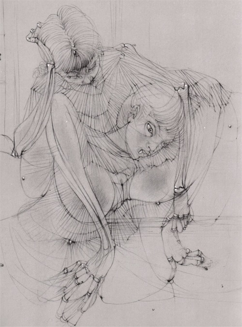 Hans Bellmer (for L'Anatomie de l'Image?) Also