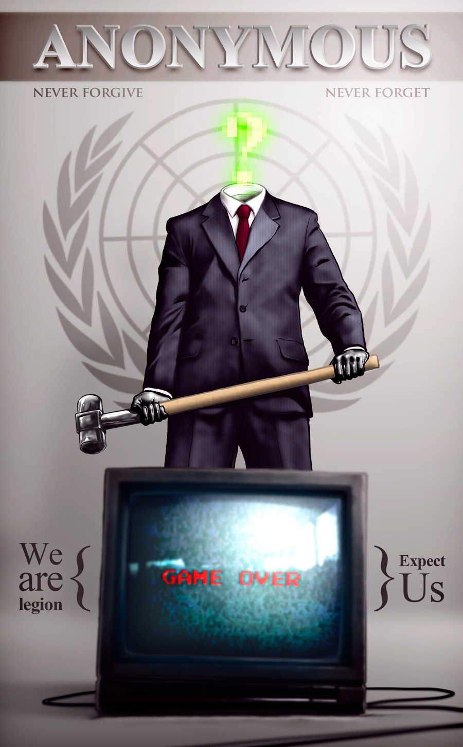 Anonymous poster A little gift 4 all / Un pequeño regalo para todos…