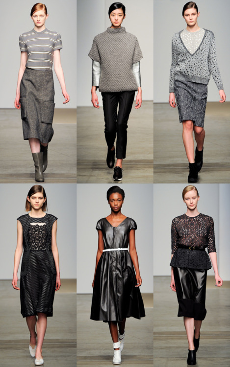 YES! YES! YES! Rachel Comey Fall 2012