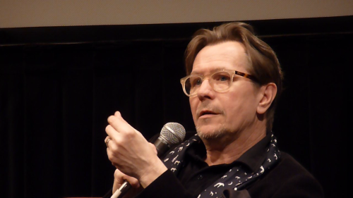 Gary Oldman discusses the color palette of the amazing film TINKER TAILOR SOLDIER SPY during a Q&A session at The Walter Reade Theater.