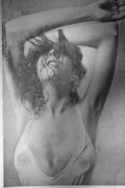Drawing by Paul Cadden