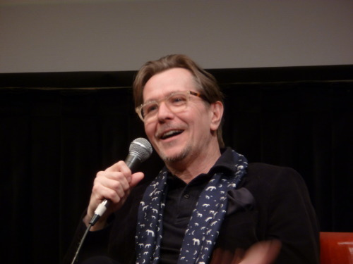 Can there ever be too much Gary Oldman? I think not.
