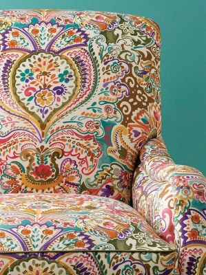i would LOVE to have this chair. LOVE.