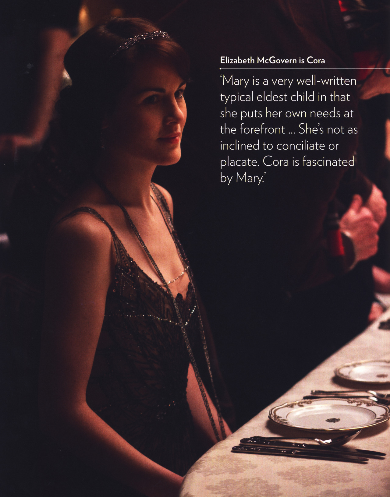 suicideblonde:  Downton Abbey