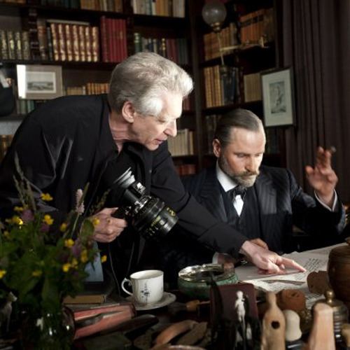 Behind The Scenes Of A Dangerous Method