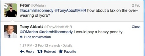 Adam Hills In Gordon Street tweeted: If you were Prime Minister for a day, what law would you introduce?