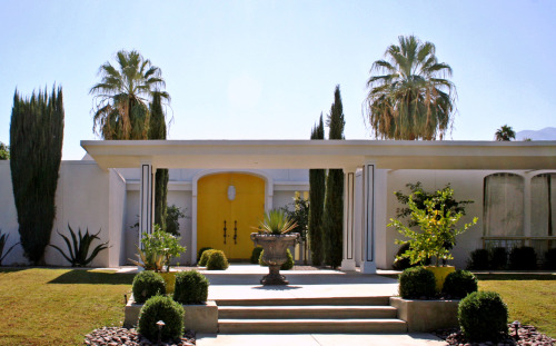 thelairdco:  Mid-century modern meets Hollywood Regency, Palm Springs.