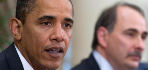 "manicchill:  Senior Advisor David Axelrod Hints At Obama Administration's Readiness To Compromise On Universal Contraceptive Coverage All eyes are on the White House this morning after the New York Times published an interview with Obama re-election campaign manager David Axelrod. Over the past several weeks, Obama Administration officials have publicly defended the decision; however, it looks likes the President may be having a change of heart.  ""We certainly don't want to abridge anyone's religious freedoms, so we're going to look for a way to move forward that both provides women with the preventative care that they need and respects the prerogatives of religious institutions,"" Mr. Axelrod said.  Religious groups across the country, including several friendly to the White House, have been up in arms since the President's declaration last month. Many Catholic organizations have vowed to fight the mandate in court, and lawmakers around the country have begun prepping their own legislation to counter-act the new mandate. Senator Marc Rubio was the first lawmaker to do so, when he introduced the Religious Freedom Restoration Act in the U.S. Senate last week Read More (image courtesy of the Huffington Post/Getty) 