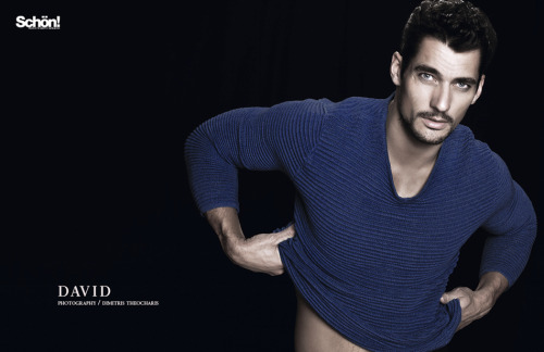 David Gandy for Schon Magazine 2012 Ph Dimitris Theocharis