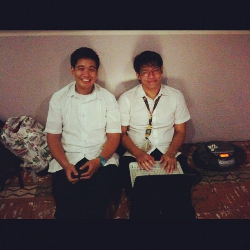 Thesis kuya @froiyi? (Taken with instagram)