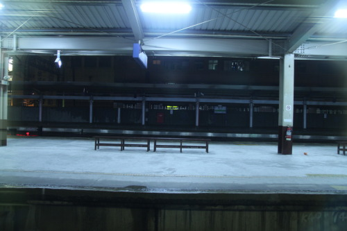 1/27/2012 So uh, why is this station so empty?
