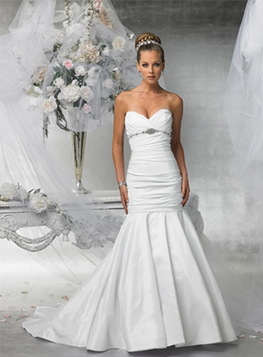 I want to find a dress like this for my wedding (: what do you think?