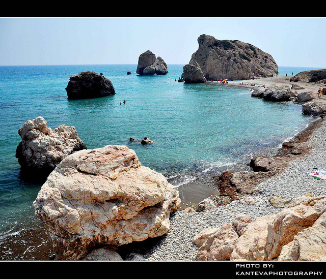Aphrodite Beach (Cyprus) by kantevaphotography on Flickr.