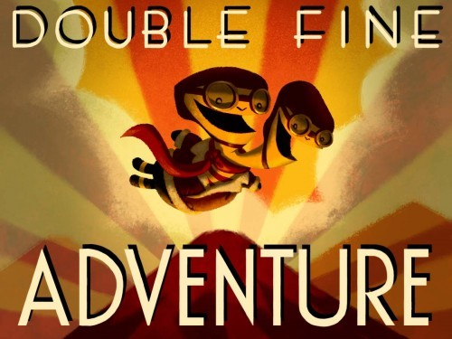 Holy wow. Tim Schafer and the Double Fine team's quest to revive the Adventure Game Genre via Kickstarter has garnered a ton of attention, and is already an overflowing success with (at thismoment) $719,178 UPDATE OVER $1,000,000 of the original $400,000 goal after only 24 hours. Simply incredible!  Kickstarter won't let me post the video, but it's so funny you'll be giggling and handing over all your money to Double Fine within minutes. Go to the page and watch it! I'm so excited for this! Dream come true for everyone!!!
