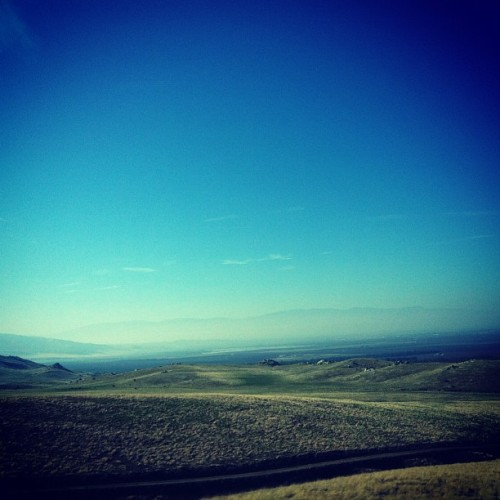View. #cali (Taken with instagram)