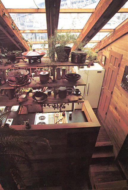 nomadicway:  houseboat: floating homes 1977
