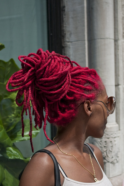 blacknaturals:  ♕  #dreads