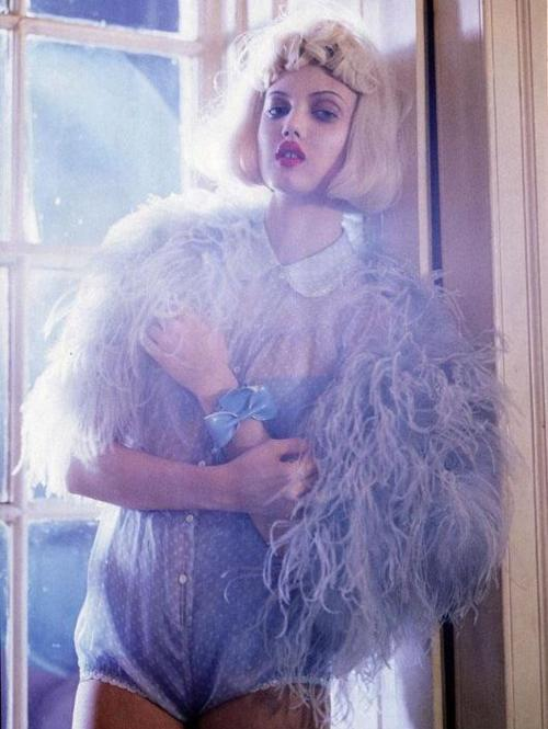 """Like a Doll"" Shot by Tim Walker for Vogue Italia."