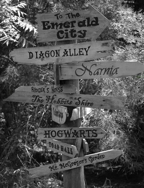 Usefull directions Why don't you follow me there?