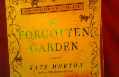The Forgotten Garden spins a tale so intricate that each word  seems like another stitch on a perfectly embroidered golden gown worn by  a princess. The interwoven stories of the strong female characters  create a world so beautiful it appears almost as fanciful as the stories  Eliza writes while alone in her cottage. | Read More